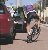Doored  - Bike Accident. u201c & Doored Bicycle Accident u2013 Bicycle Accident Attorneys