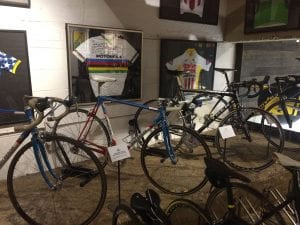 Mellow Johnny's Basement Collection of Lance Armstrong Bikes
