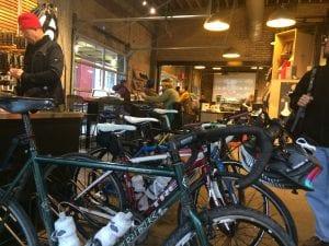 Mellow Johnny's Bike Rack & Coffee Lounge