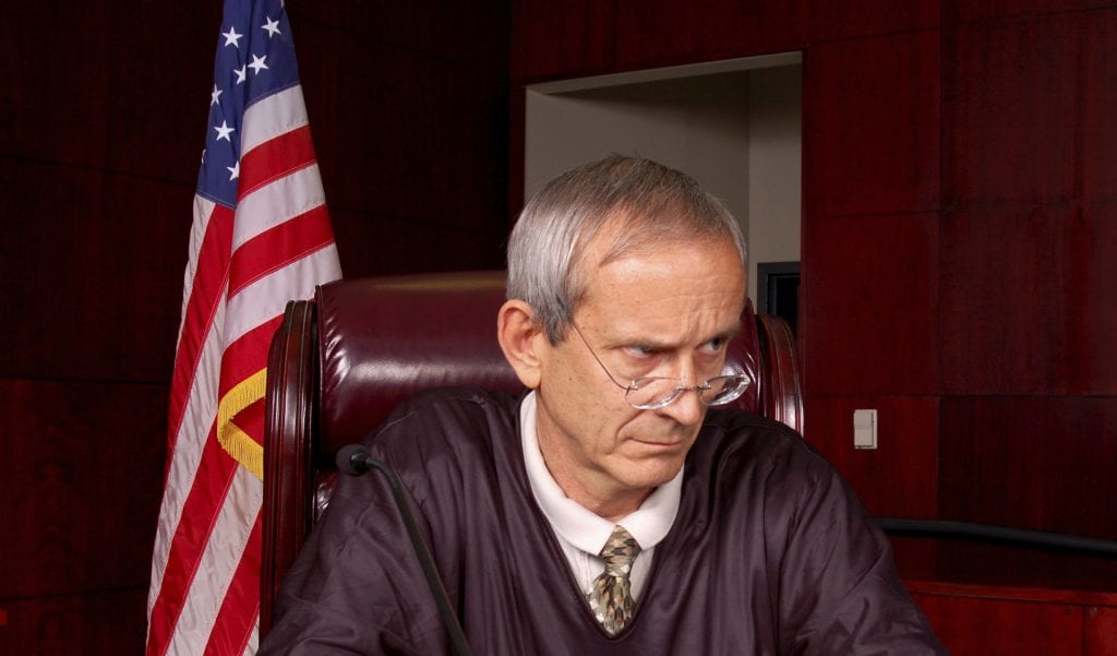 iStock_Angry Judge2