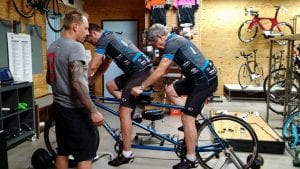 Larry DeMik Tandem Fit - Velocraft Fit Studio