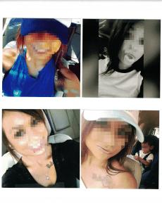 Face Book Selfie