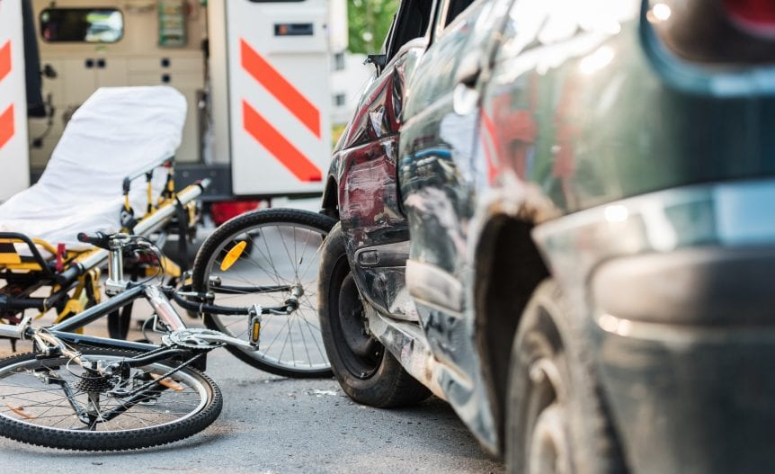 Bicycle Crash Lawyer Ben Dodge